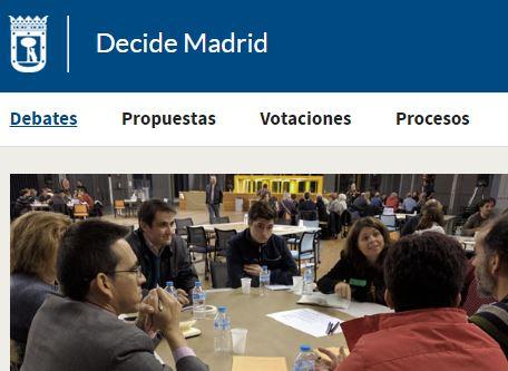 Vota por el Rugby MADRID DECIDE