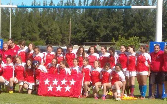 Concentración Más Rugby y Selección S18 Femenina