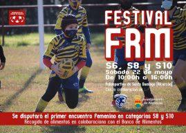 Festival FRM Sub 6, Sub 8 y Sub 10 – 22 de mayo