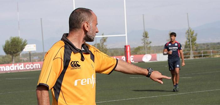 Curso de iniciación para árbitros de la FRM - Federación de Rugby ...